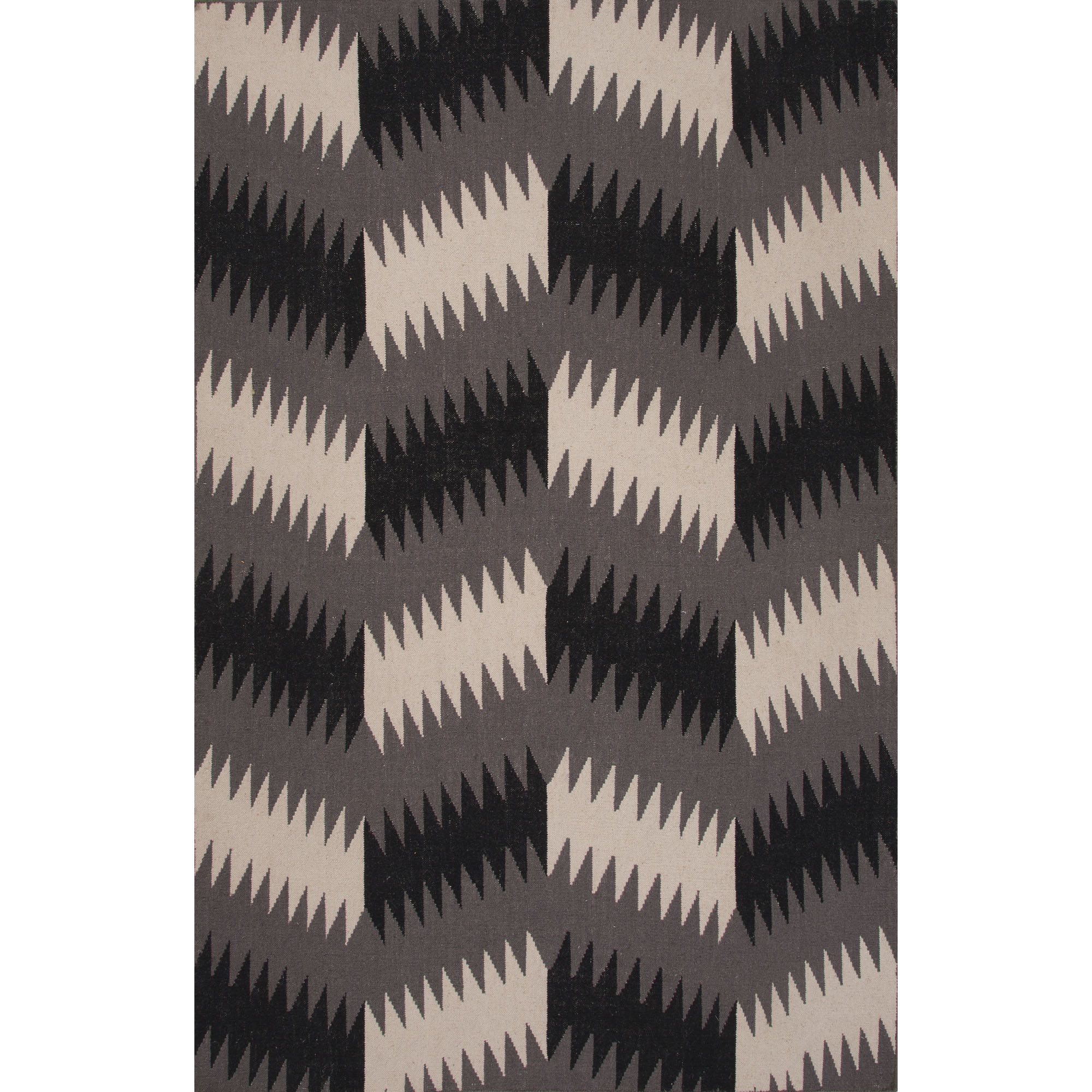 JAIPUR Rugs Traditions Modern Flat Weave 5 x 8 Rug - Item Number: RUG119848