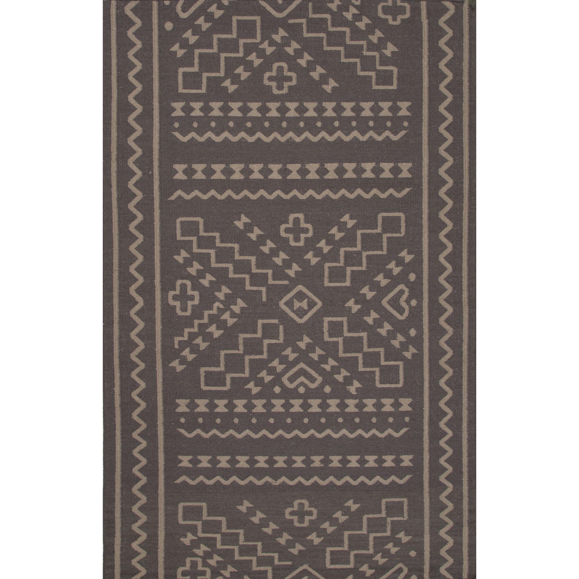 JAIPUR Rugs Traditions Modern Flat Weave 8 x 11 Rug - Item Number: RUG122247