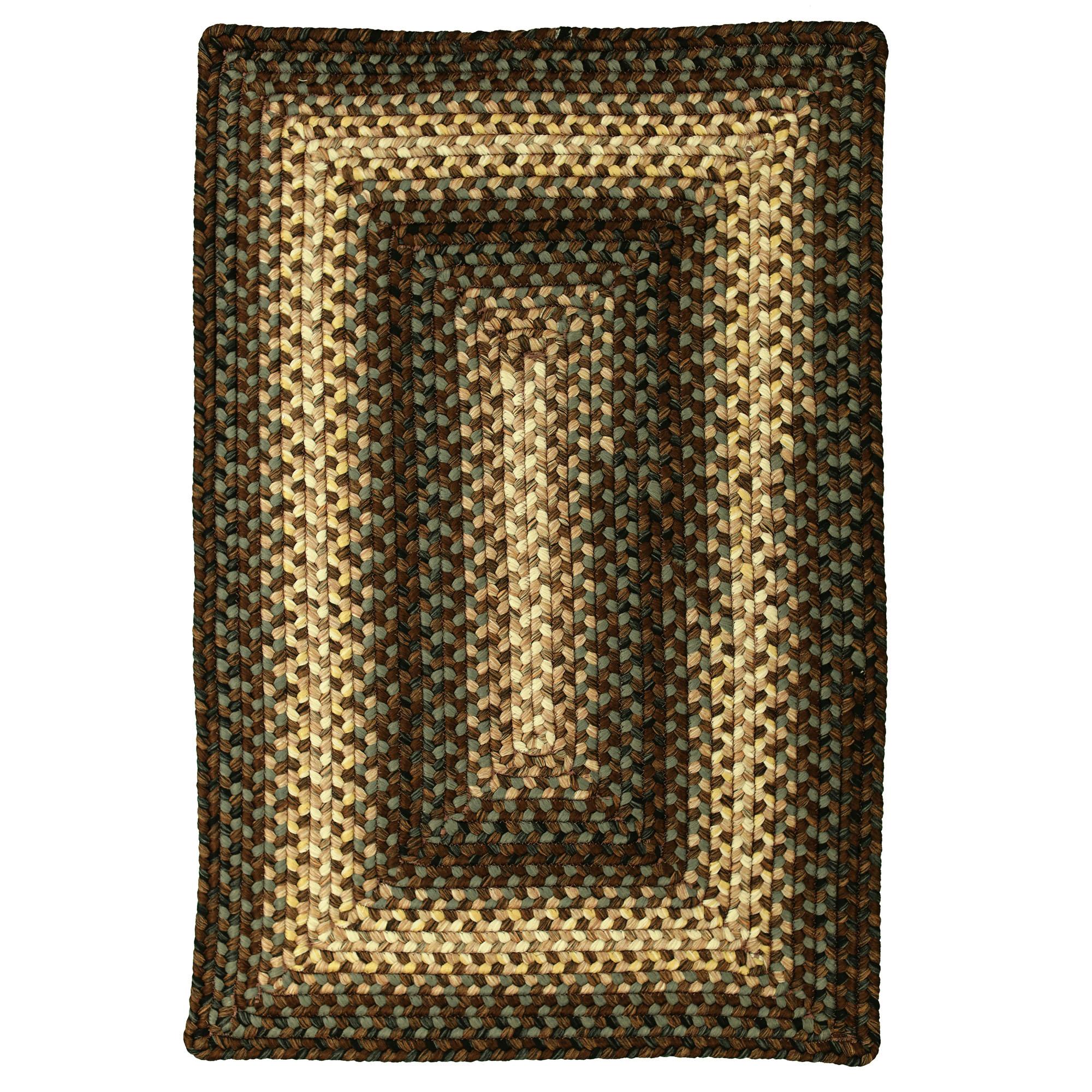 JAIPUR Rugs Ultra Durable Braided Rugs 5 x 8 Rug - Item Number: RUG119577