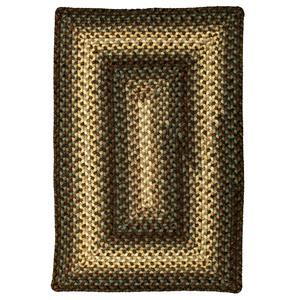 JAIPUR Rugs Ultra Durable Braided Rugs 5 x 8 Rug