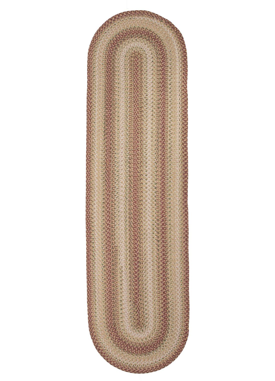 Jaipur Rugs Ultra Durable Braided Rugs Rug119718 5 X 8 Rug
