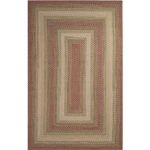 JAIPUR Rugs Ultra Durable Braided Rugs 8 x 10 Rug