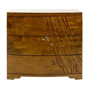 Jamieson Import Services, Inc. Foliage 3 Drawer Dresser