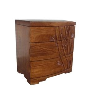 "Jamieson Import Services, Inc. Foliage 18"" 3 Drawer Nightstand"