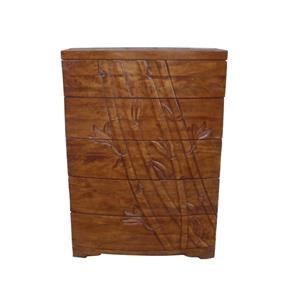 Jamieson Import Services, Inc. Foliage 5 Drawer Chest