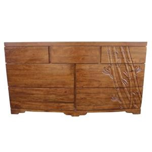 Jamieson Import Services, Inc. Foliage 7 Drawer Dresser
