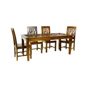 Jamieson Import Services, Inc. Foliage 5 Piece Dining Package