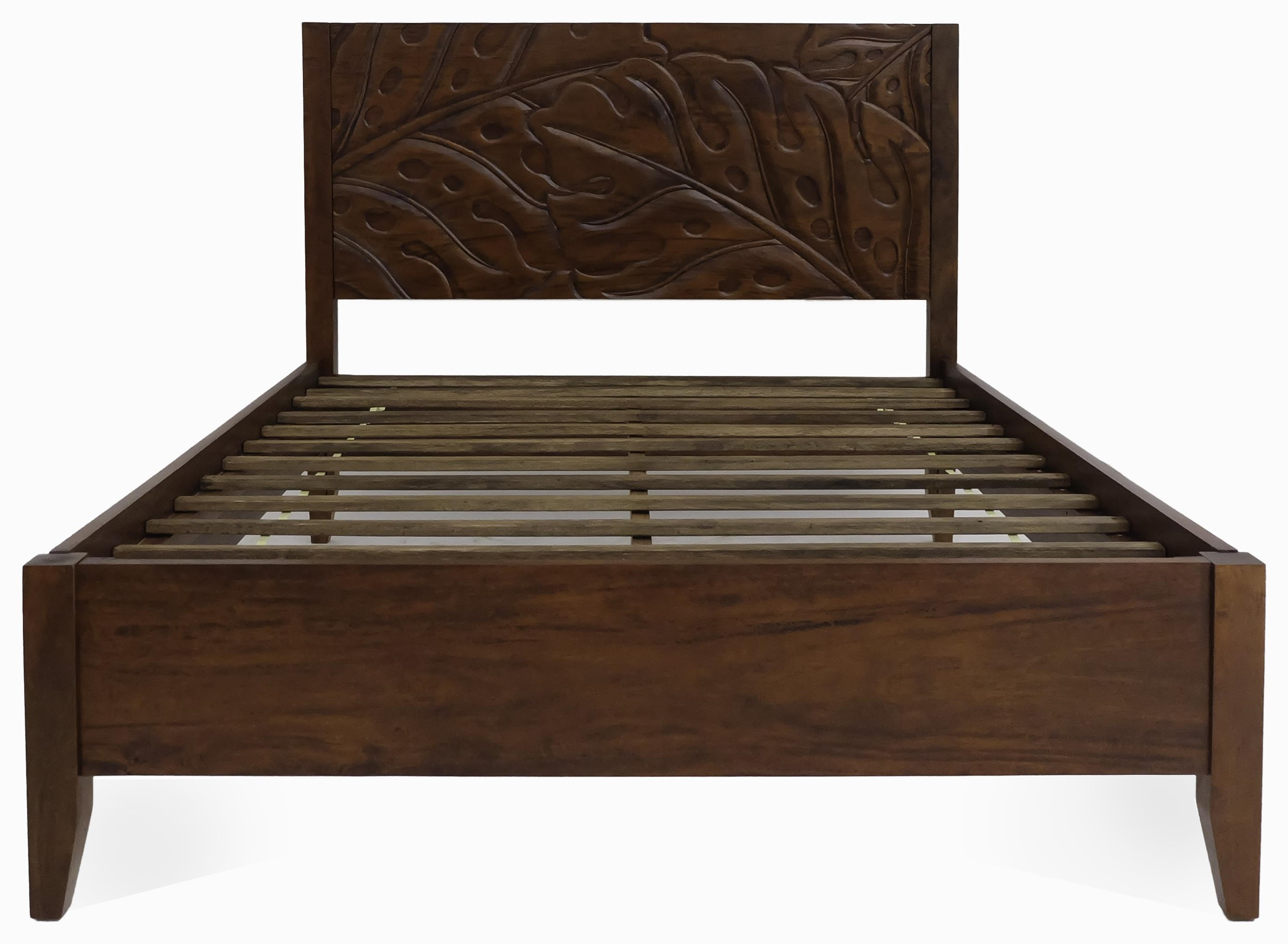 Monstera Cal King Bed by Jamieson Import Services, Inc. at HomeWorld Furniture