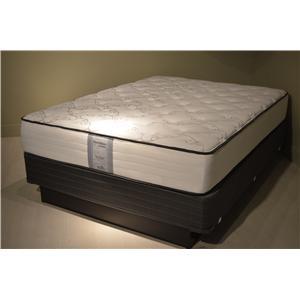 Solstice Sleep Products Amethyst Plush Amethyst Plush Mattress Set