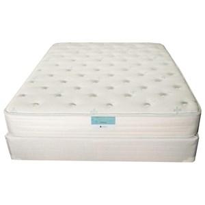 Jamison Bedding Hotel Resort Bayside Twin Cushion Firm Mattress Set