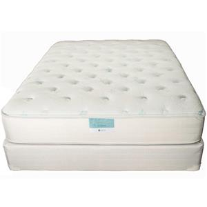 Jamison Bedding Hotel Resort St Simons King Plush Mattress Set