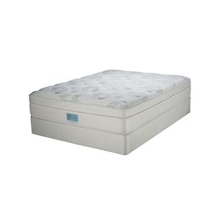 Jamison Bedding Hotel Resort LaJolla King Hybrid Mattress Set
