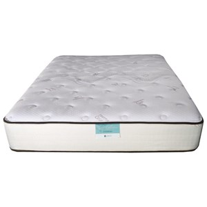 Jamison Bedding Resort Hotel Turnberry Twin Two Sided Plush Pillow Top Mattress