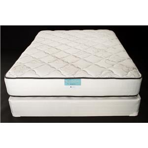 Jamison Bedding Resort Hotel Bermuda Full Luxury Firm Two Sided Mattress