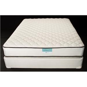 Jamison Bedding Resort Hotel Catalina Queen Firm Two Sided Mattress