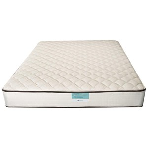 Jamison Bedding Resort Hotel Catalina Twin Firm Two Sided Mattress