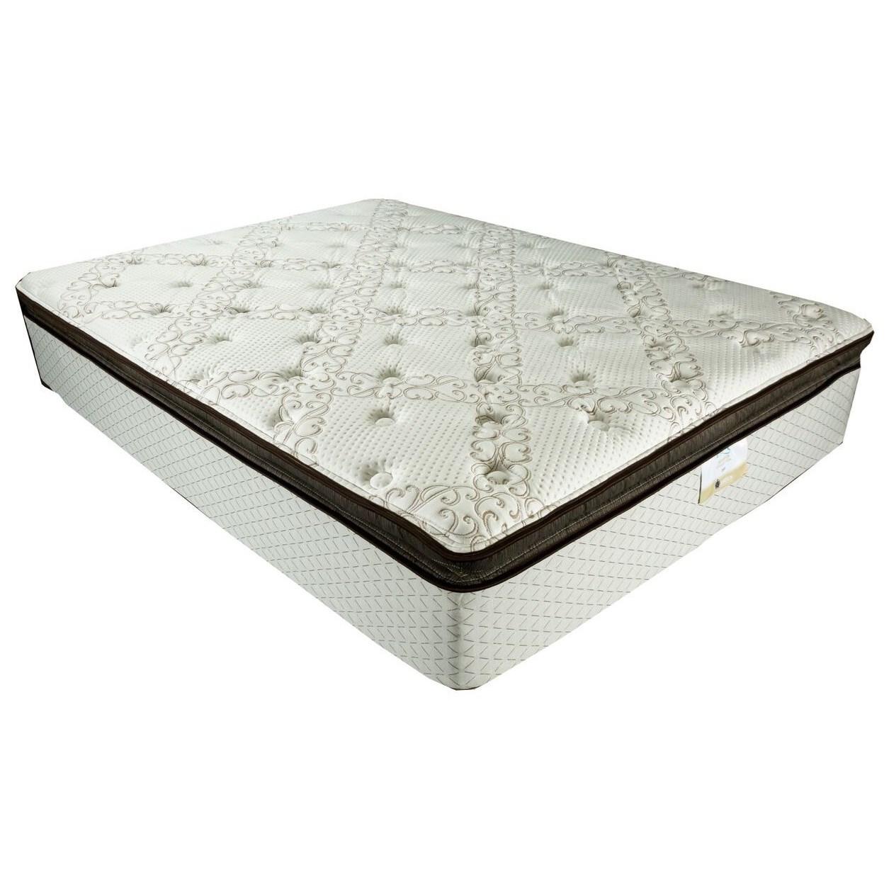Jamison Bedding Tlc 2000 Pillow Top Tlc032 Txl Adjustable