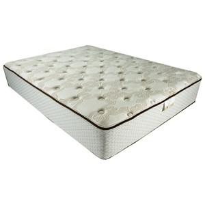 "Jamison Bedding TLC 3000 Cushion Firm King 14 1/2"" Cushion Firm Hybrid Mattress"