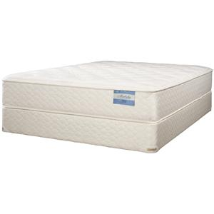 Jamison Bedding TLC Marbella King Latex Mattress