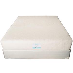 Jamison Bedding TLC Palisade Cal King Cushion Firm Mattress Set