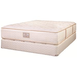 Jamison Bedding Vita Pedic Aphrodite Queen Firm Two-Sided Mattress