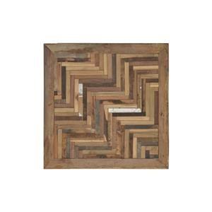 Jeffan Atlas Wood Mosaic