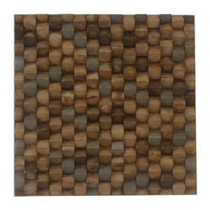 Jeffan Atlas Terrace Wood Mosaic Wall Decor
