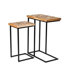 Jeffan FreeForm Nesting C-Tables