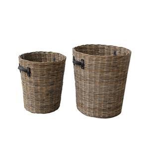 Jeffan FreeForm Small Round Basket