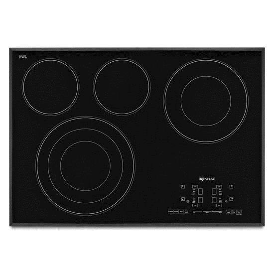 Jenn-Air Cooktops - Electric 30-Inch Electric Radiant Cooktop - Item Number: JEC4430BB