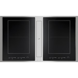 "Jenn-Air Cooktops - Electric 36"" Induction Downdraft Cooktop"