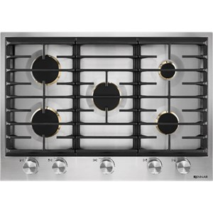 "30"" 5-Burner Gas Cooktop"
