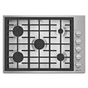"Jenn-Air Cooktops - Gas 30"" 5-Burner Gas Cooktop"