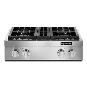 "Jenn-Air Cooktops - Gas 30"" Pro-Style® Gas Rangetop"