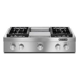 "Jenn-Air Cooktops - Gas 36"" Pro-Style® Gas Rangetop"