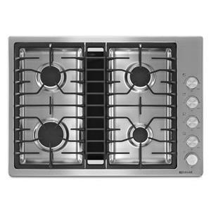 "Jenn-Air Cooktops - Gas 30"" JX3™ Gas Downdraft Cooktop"