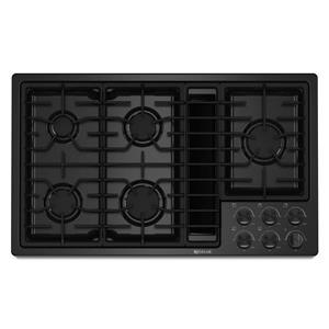 "Jenn-Air Cooktops - Gas 36"" JX3™ Gas Downdraft Cooktop"