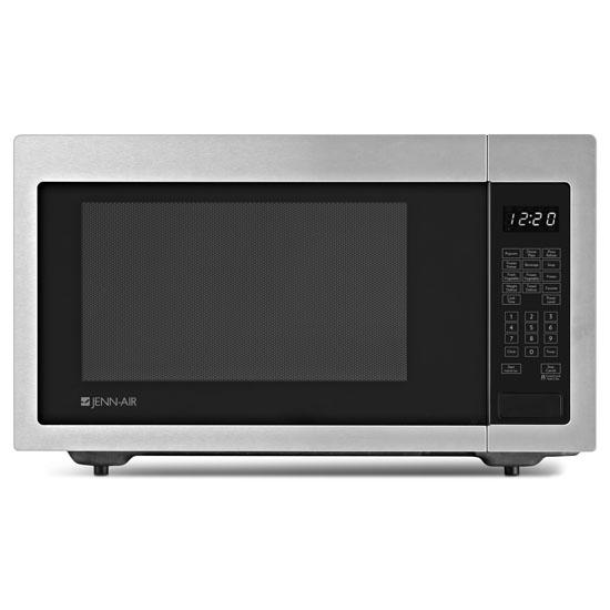 "Jenn-Air Microwaves 22"" Built-In/Countertop Microwave Oven - Item Number: JMC1116AS"