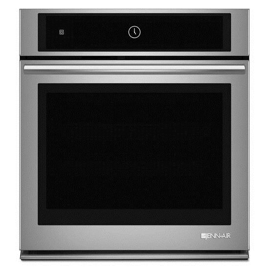 "Jenn-Air Ovens 27"" Single Wall Oven - Item Number: JJW2427DS"