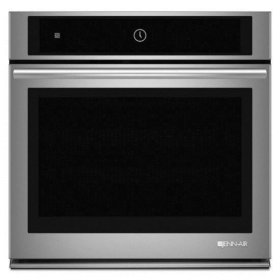 "Jenn-Air Ovens 30"" Single Wall Oven - Item Number: JJW2430DS"
