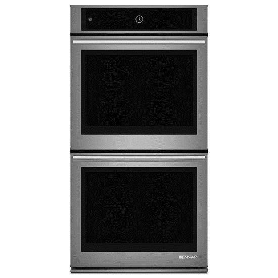 "Jenn-Air Ovens 27"" Double Wall Oven - Item Number: JJW2827DS"