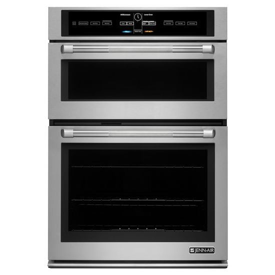 """Jenn-Air Ovens 30"""" Microwave and Wall Oven - Item Number: JMW3430DP"""