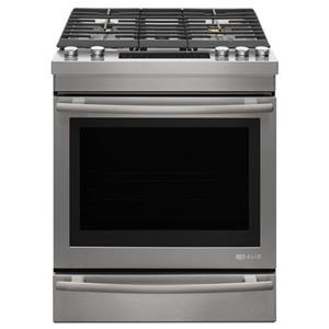 "Jenn-Air Ranges - Dual Fuel 30"" Dua-l­Fuel Range"