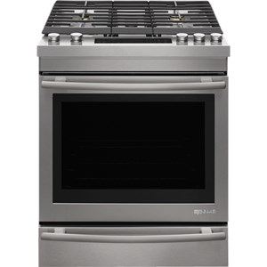 "Jenn-Air Ranges - Dual Fuel 30"" Dual?-Fuel Range"