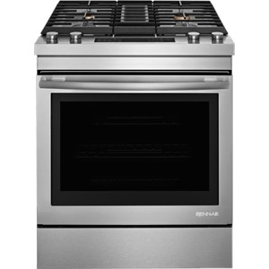 "Jenn-Air Ranges - Dual Fuel 30"" Dual-Fuel Downdraft Range"