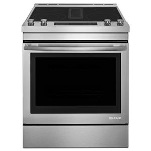 "Jenn-Air Ranges - Electric 30"" 6.2 cu. ft. Electric Downdraft Range"