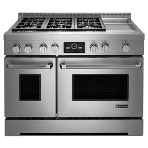 "Jenn-Air Ranges - Gas 6.3 cu. ft. 48"" Pro-Style® Gas Range"