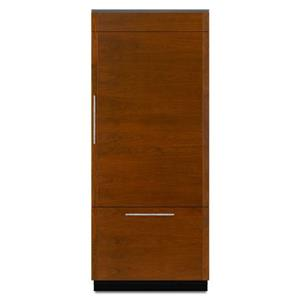 "Jenn-Air Refrigerators - Bottom Freezer ENERGY STAR® 36"" Bottom-Freezer Refrigerator"