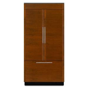 Jenn-Air Refrigerators - French Door 42-Inch Built-In French Door Refrigerator