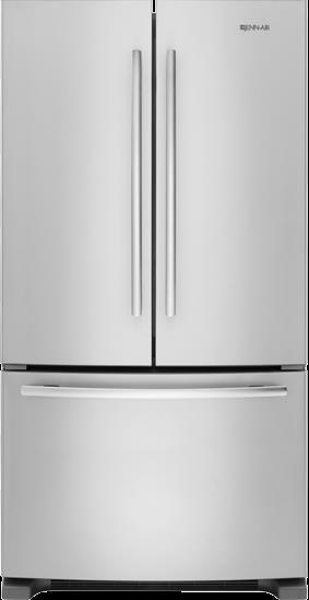 "Jenn-Air Refrigerators - French Door 69"" French Door Refrigerator  - Item Number: JFC2089BEM"